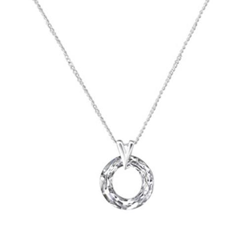ogrlica s privjeskom swarovski