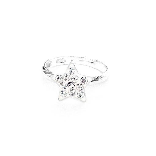 prsten za djevojčice
